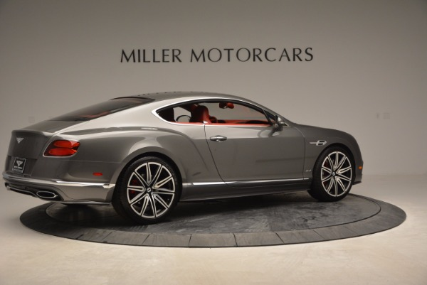 Used 2016 Bentley Continental GT Speed for sale Sold at Aston Martin of Greenwich in Greenwich CT 06830 8