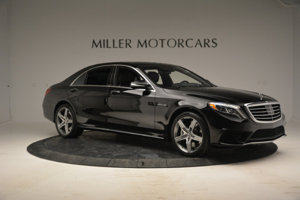 Used 2014 Mercedes Benz S-Class S 63 AMG for sale Sold at Aston Martin of Greenwich in Greenwich CT 06830 10
