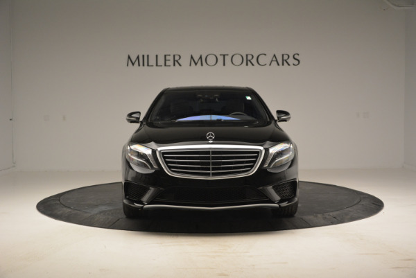 Used 2014 Mercedes Benz S-Class S 63 AMG for sale Sold at Aston Martin of Greenwich in Greenwich CT 06830 12