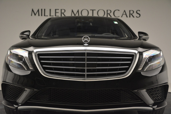 Used 2014 Mercedes Benz S-Class S 63 AMG for sale Sold at Aston Martin of Greenwich in Greenwich CT 06830 13