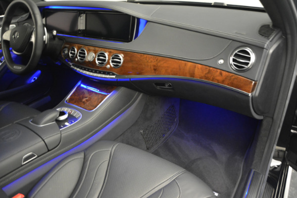 Used 2014 Mercedes Benz S-Class S 63 AMG for sale Sold at Aston Martin of Greenwich in Greenwich CT 06830 23