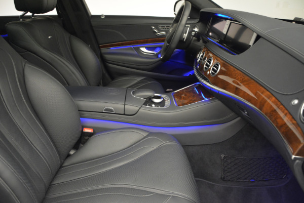 Used 2014 Mercedes Benz S-Class S 63 AMG for sale Sold at Aston Martin of Greenwich in Greenwich CT 06830 24