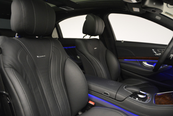 Used 2014 Mercedes Benz S-Class S 63 AMG for sale Sold at Aston Martin of Greenwich in Greenwich CT 06830 25
