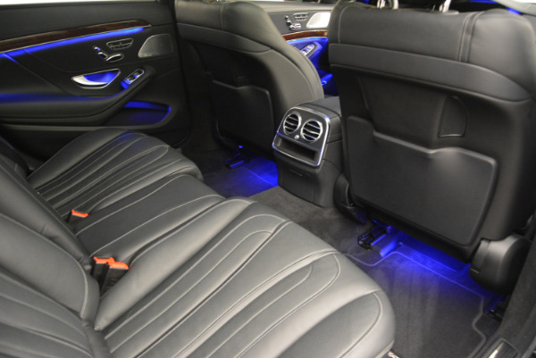 Used 2014 Mercedes Benz S-Class S 63 AMG for sale Sold at Aston Martin of Greenwich in Greenwich CT 06830 26