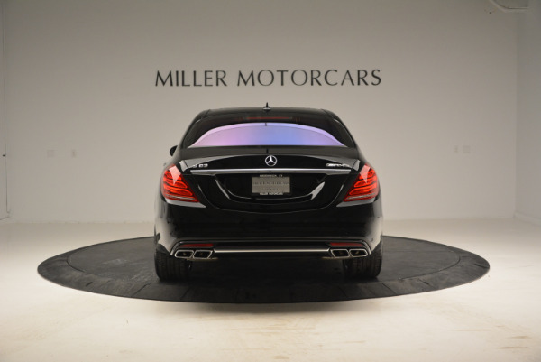 Used 2014 Mercedes Benz S-Class S 63 AMG for sale Sold at Aston Martin of Greenwich in Greenwich CT 06830 6