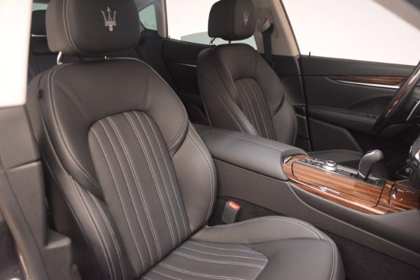 New 2017 Maserati Levante S for sale Sold at Aston Martin of Greenwich in Greenwich CT 06830 24