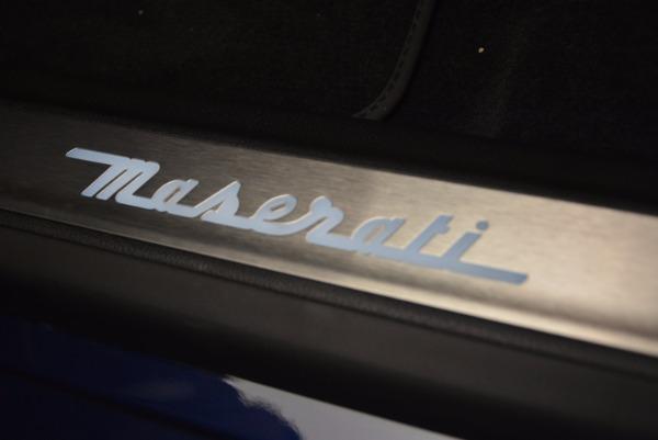 New 2017 Maserati Levante for sale Sold at Aston Martin of Greenwich in Greenwich CT 06830 11