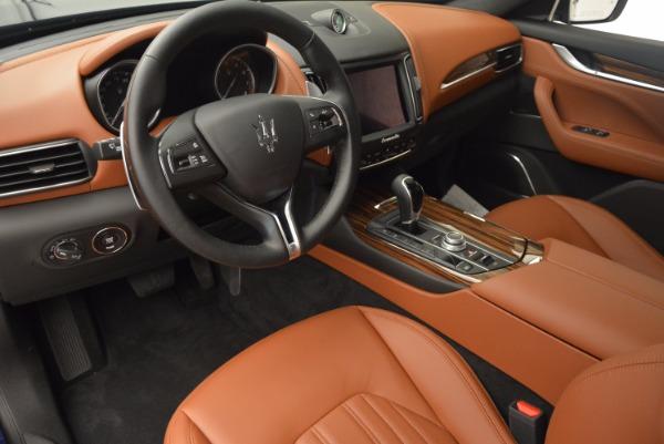 New 2017 Maserati Levante for sale Sold at Aston Martin of Greenwich in Greenwich CT 06830 12