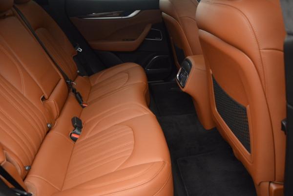 New 2017 Maserati Levante for sale Sold at Aston Martin of Greenwich in Greenwich CT 06830 22
