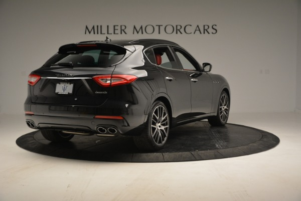 New 2017 Maserati Levante S for sale Sold at Aston Martin of Greenwich in Greenwich CT 06830 7