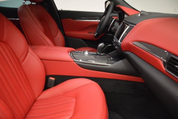 New 2017 Maserati Levante S for sale Sold at Aston Martin of Greenwich in Greenwich CT 06830 17