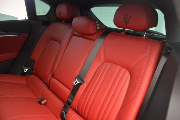 New 2017 Maserati Levante S for sale Sold at Aston Martin of Greenwich in Greenwich CT 06830 22