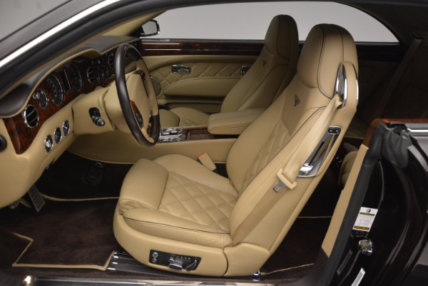Used 2009 Bentley Brooklands for sale Sold at Aston Martin of Greenwich in Greenwich CT 06830 22