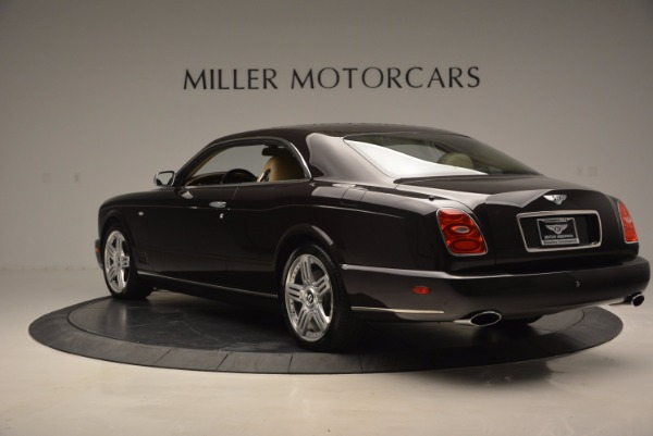 Used 2009 Bentley Brooklands for sale Sold at Aston Martin of Greenwich in Greenwich CT 06830 5