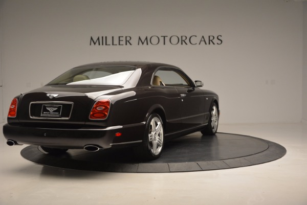 Used 2009 Bentley Brooklands for sale Sold at Aston Martin of Greenwich in Greenwich CT 06830 7
