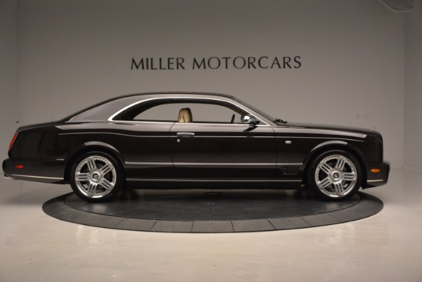 Used 2009 Bentley Brooklands for sale Sold at Aston Martin of Greenwich in Greenwich CT 06830 9