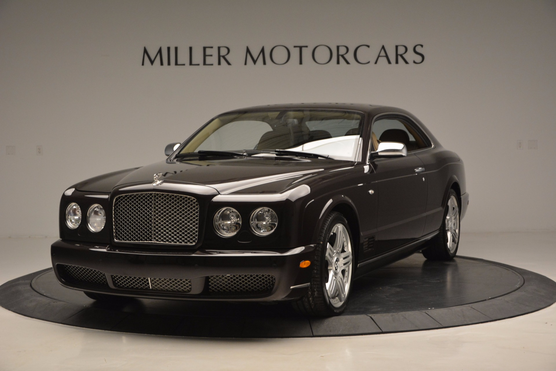 Used 2009 Bentley Brooklands for sale Sold at Aston Martin of Greenwich in Greenwich CT 06830 1