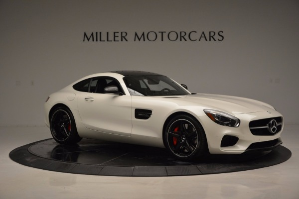 Used 2016 Mercedes Benz AMG GT S for sale Sold at Aston Martin of Greenwich in Greenwich CT 06830 10