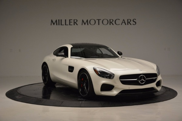 Used 2016 Mercedes Benz AMG GT S for sale Sold at Aston Martin of Greenwich in Greenwich CT 06830 11
