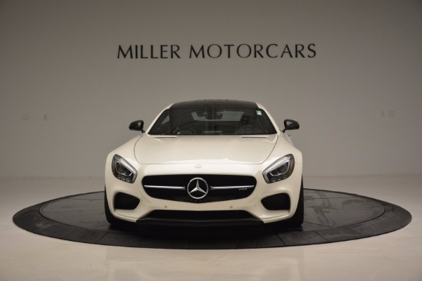 Used 2016 Mercedes Benz AMG GT S for sale Sold at Aston Martin of Greenwich in Greenwich CT 06830 12