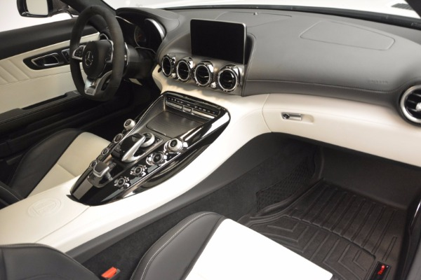Used 2016 Mercedes Benz AMG GT S for sale Sold at Aston Martin of Greenwich in Greenwich CT 06830 18