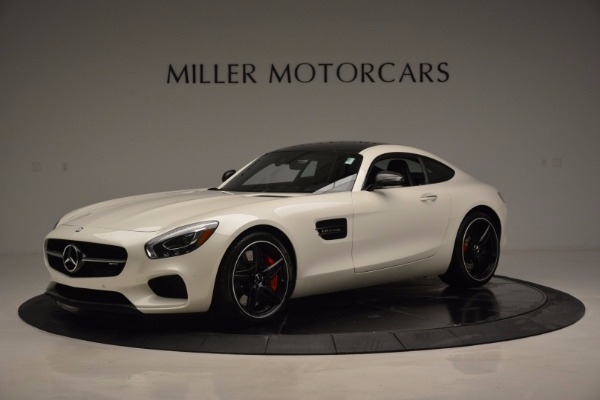 Used 2016 Mercedes Benz AMG GT S for sale Sold at Aston Martin of Greenwich in Greenwich CT 06830 2