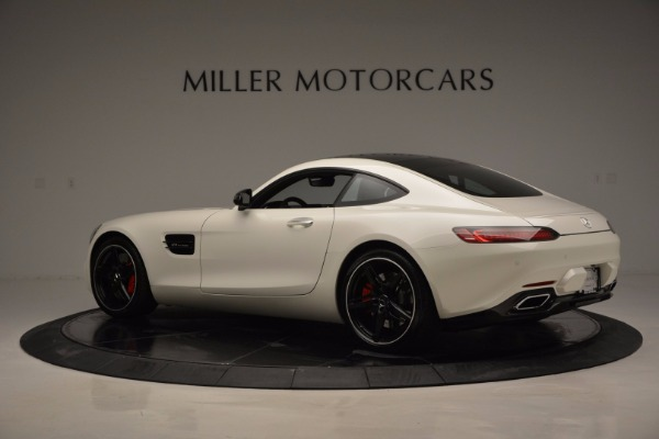 Used 2016 Mercedes Benz AMG GT S for sale Sold at Aston Martin of Greenwich in Greenwich CT 06830 4