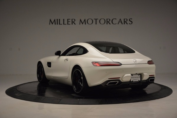 Used 2016 Mercedes Benz AMG GT S for sale Sold at Aston Martin of Greenwich in Greenwich CT 06830 5