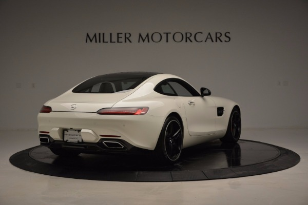 Used 2016 Mercedes Benz AMG GT S for sale Sold at Aston Martin of Greenwich in Greenwich CT 06830 7