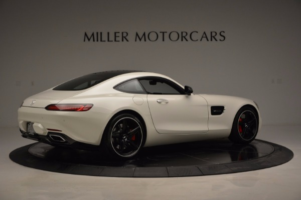 Used 2016 Mercedes Benz AMG GT S for sale Sold at Aston Martin of Greenwich in Greenwich CT 06830 8