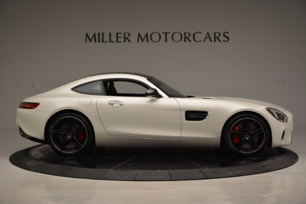 Used 2016 Mercedes Benz AMG GT S for sale Sold at Aston Martin of Greenwich in Greenwich CT 06830 9