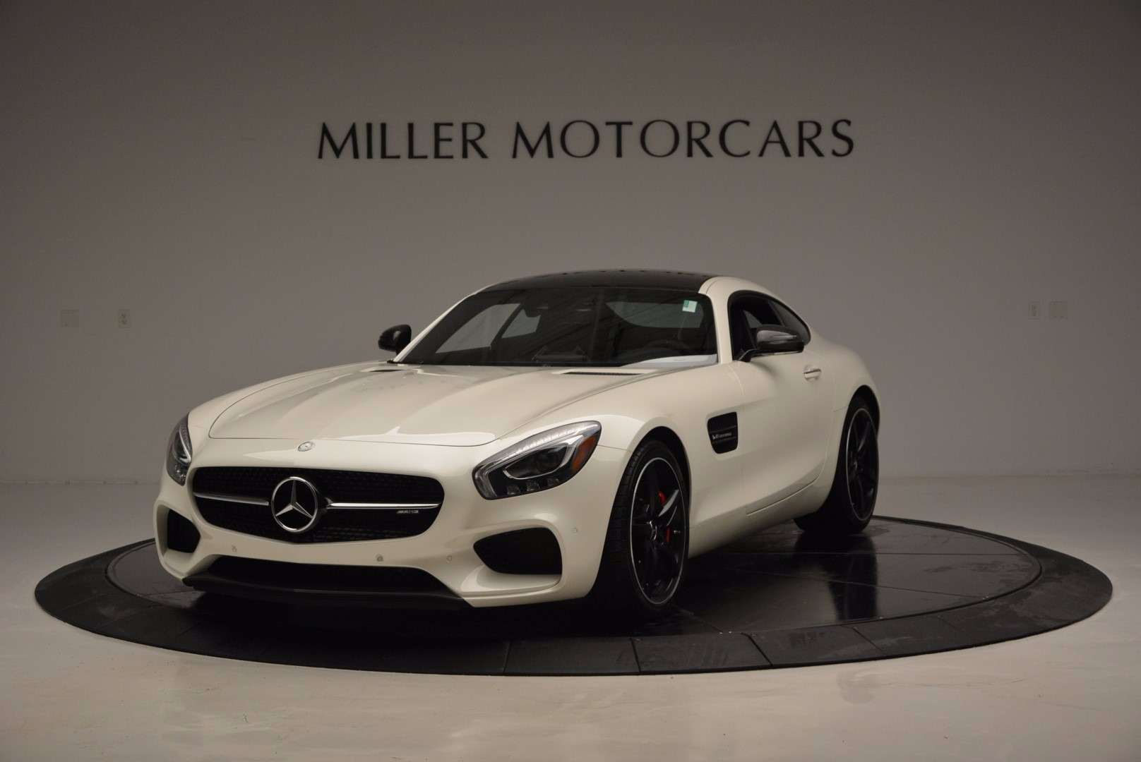 Used 2016 Mercedes Benz AMG GT S for sale Sold at Aston Martin of Greenwich in Greenwich CT 06830 1
