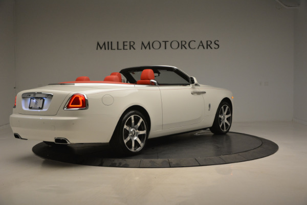 New 2017 Rolls-Royce Dawn for sale Sold at Aston Martin of Greenwich in Greenwich CT 06830 8