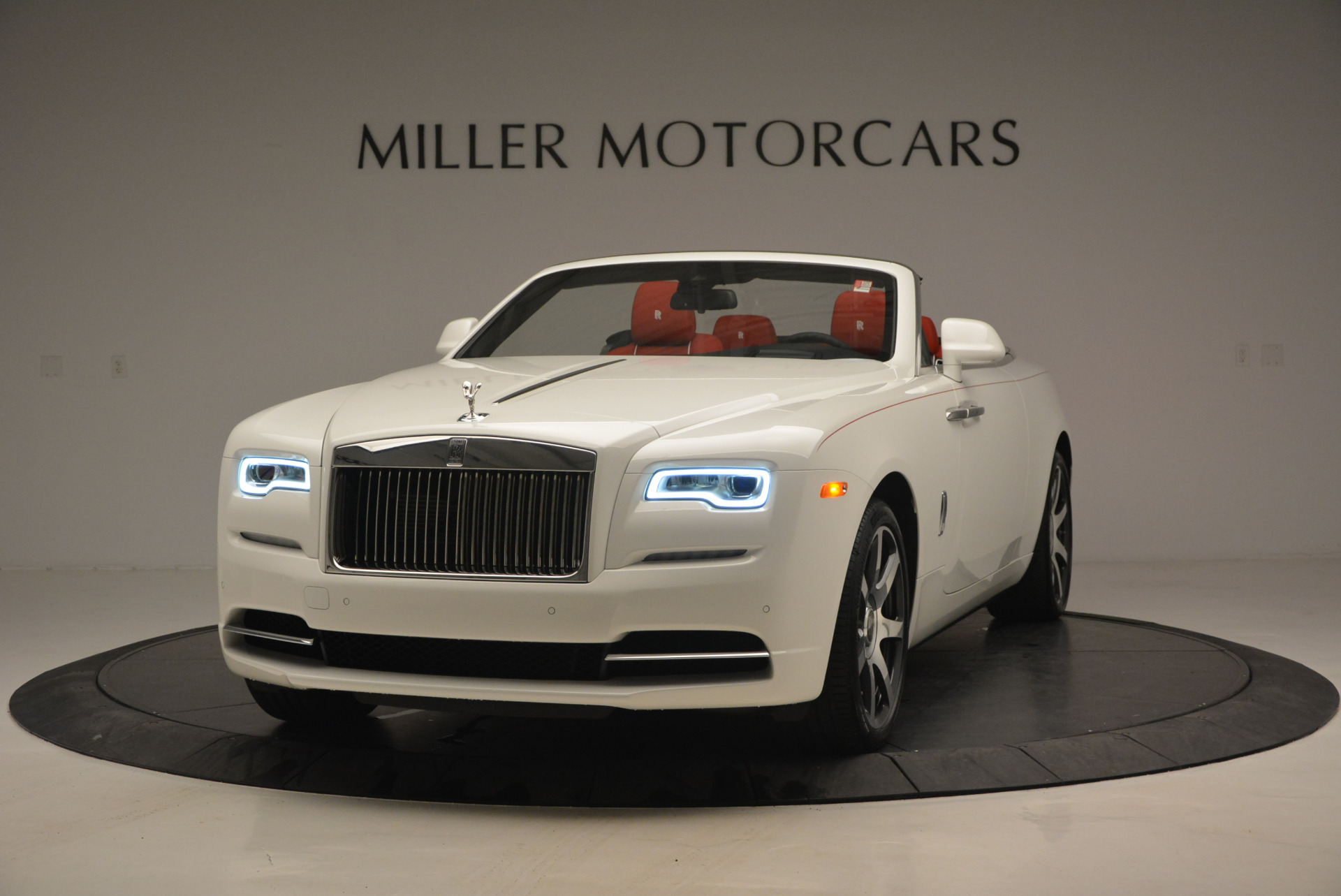 New 2017 Rolls-Royce Dawn for sale Sold at Aston Martin of Greenwich in Greenwich CT 06830 1