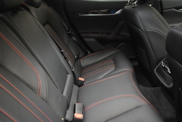 New 2017 Maserati Ghibli S Q4 for sale Sold at Aston Martin of Greenwich in Greenwich CT 06830 23