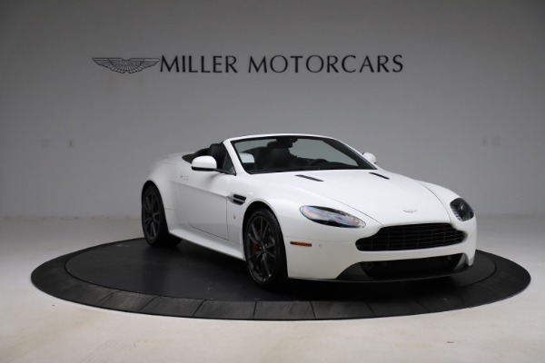 New 2015 Aston Martin Vantage GT GT Roadster for sale Sold at Aston Martin of Greenwich in Greenwich CT 06830 10