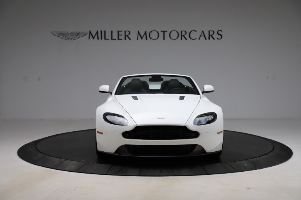 New 2015 Aston Martin Vantage GT GT Roadster for sale Sold at Aston Martin of Greenwich in Greenwich CT 06830 11
