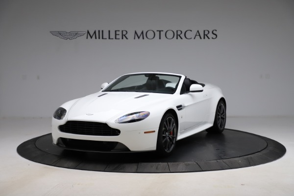 New 2015 Aston Martin Vantage GT GT Roadster for sale Sold at Aston Martin of Greenwich in Greenwich CT 06830 12