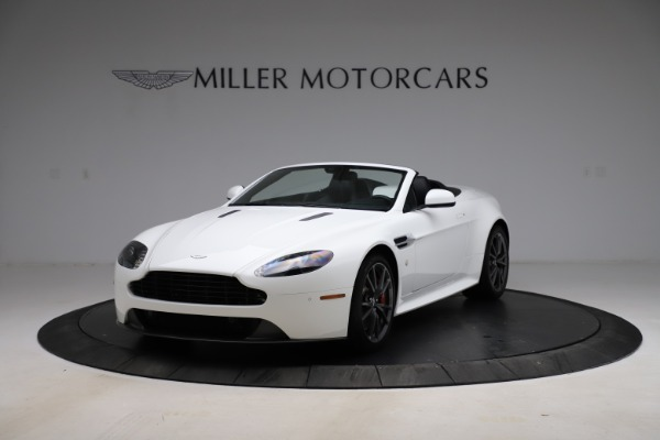 New 2015 Aston Martin Vantage GT GT Roadster for sale Sold at Aston Martin of Greenwich in Greenwich CT 06830 13