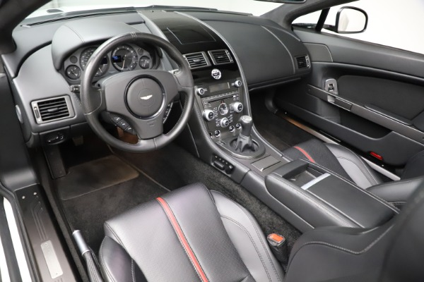New 2015 Aston Martin Vantage GT GT Roadster for sale Sold at Aston Martin of Greenwich in Greenwich CT 06830 14