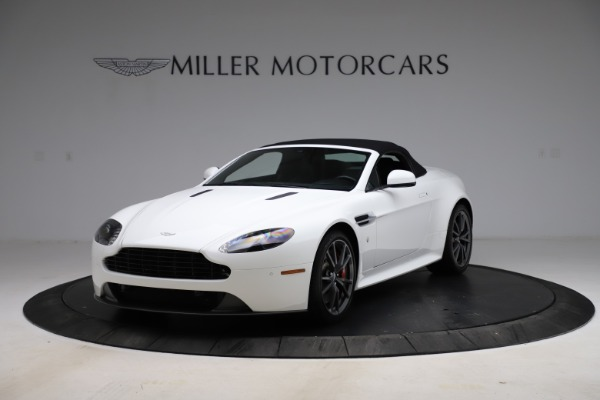 New 2015 Aston Martin Vantage GT GT Roadster for sale Sold at Aston Martin of Greenwich in Greenwich CT 06830 25