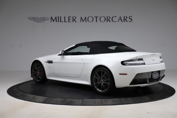 New 2015 Aston Martin Vantage GT GT Roadster for sale Sold at Aston Martin of Greenwich in Greenwich CT 06830 27