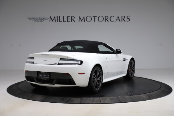 New 2015 Aston Martin Vantage GT GT Roadster for sale Sold at Aston Martin of Greenwich in Greenwich CT 06830 28