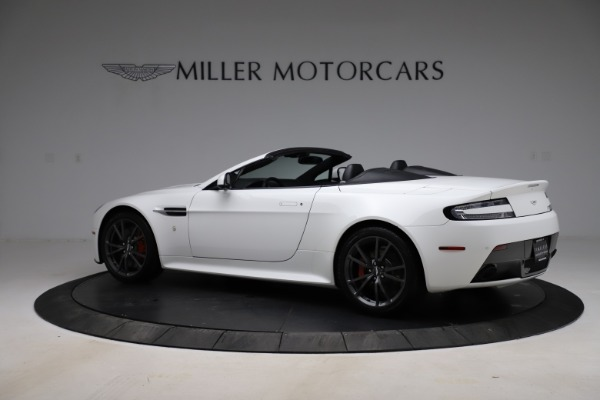 New 2015 Aston Martin Vantage GT GT Roadster for sale Sold at Aston Martin of Greenwich in Greenwich CT 06830 3