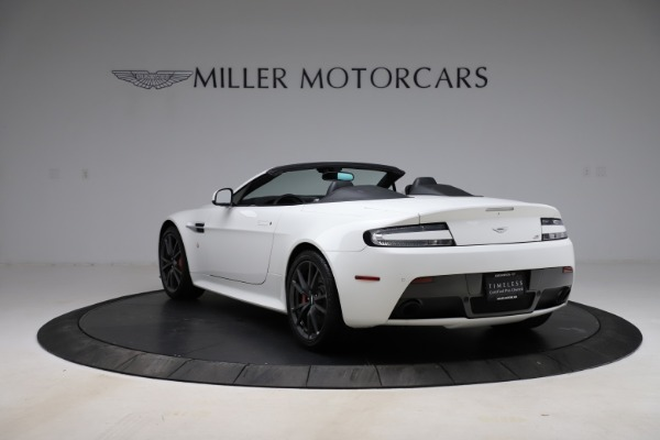New 2015 Aston Martin Vantage GT GT Roadster for sale Sold at Aston Martin of Greenwich in Greenwich CT 06830 4