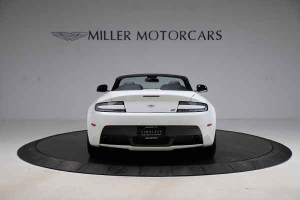 New 2015 Aston Martin Vantage GT GT Roadster for sale Sold at Aston Martin of Greenwich in Greenwich CT 06830 5