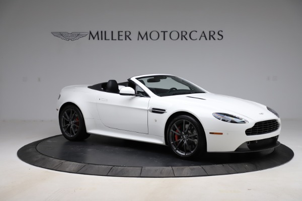 New 2015 Aston Martin Vantage GT GT Roadster for sale Sold at Aston Martin of Greenwich in Greenwich CT 06830 9