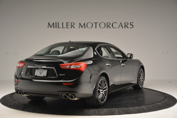 New 2017 Maserati Ghibli S Q4 for sale Sold at Aston Martin of Greenwich in Greenwich CT 06830 7