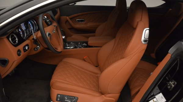 New 2017 Bentley Continental GT V8 S for sale Sold at Aston Martin of Greenwich in Greenwich CT 06830 24