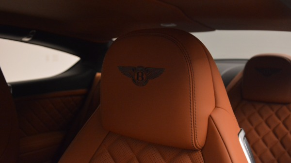 New 2017 Bentley Continental GT V8 S for sale Sold at Aston Martin of Greenwich in Greenwich CT 06830 28